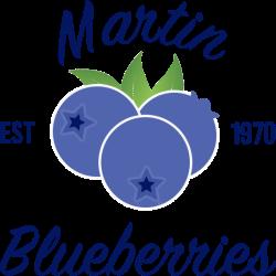 Martin Bluberries